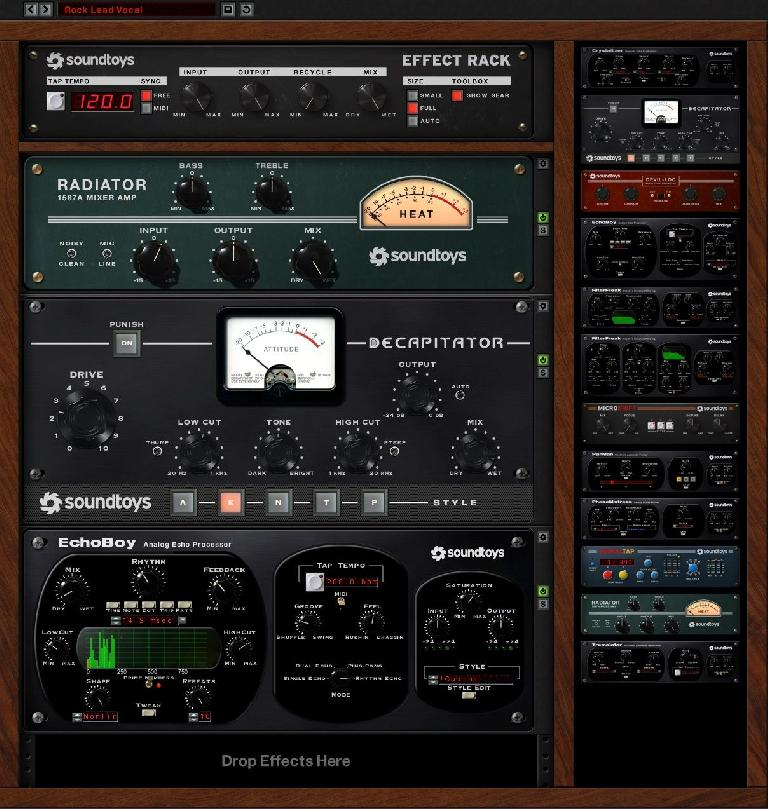 Tons of new creative presets for all kinds of applications!!