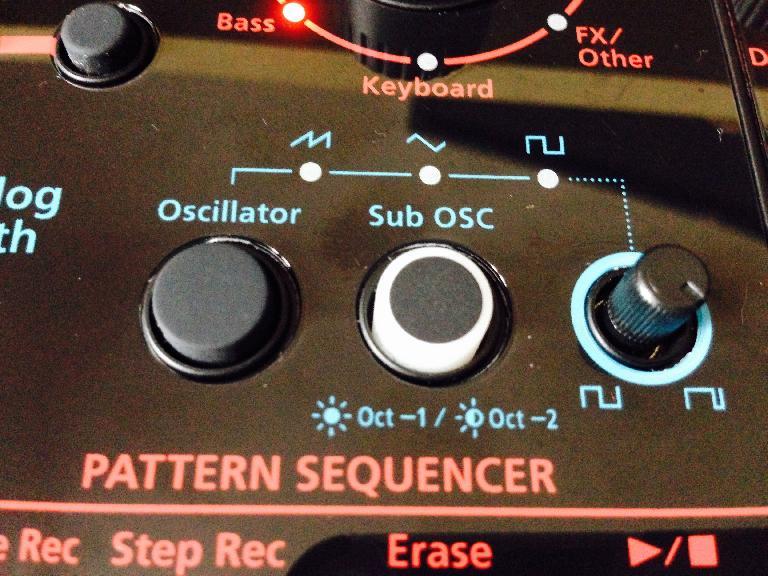 sub oscillator