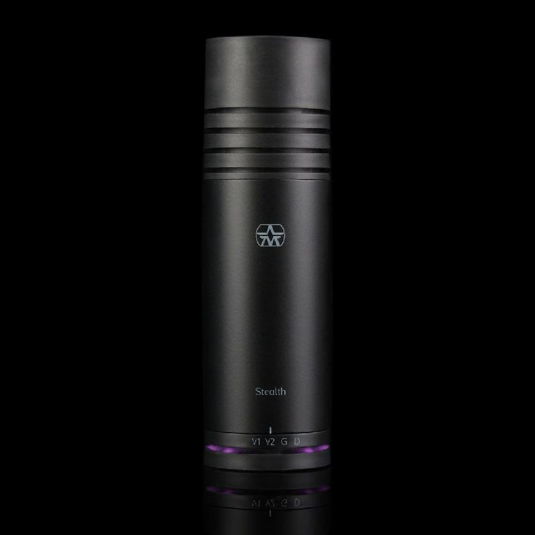 The Aston Stealth mic