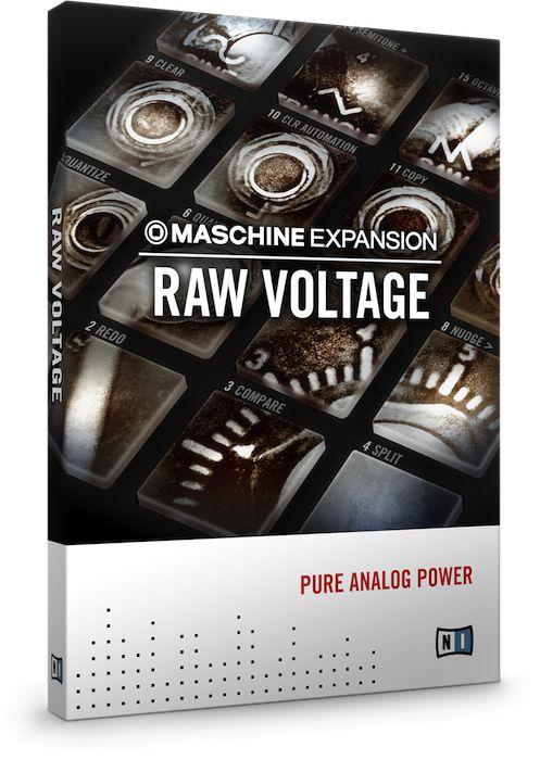 NI Raw Voltage Maschine Expansion Set