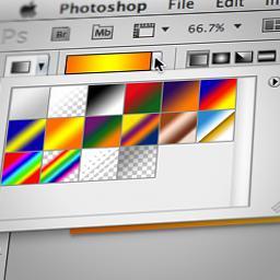 Color Gradients In Photoshop Cs Macprovideo Com