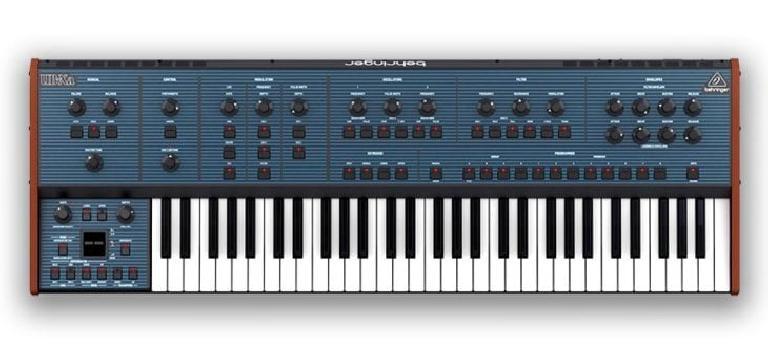 UB-Xa synthesizer
