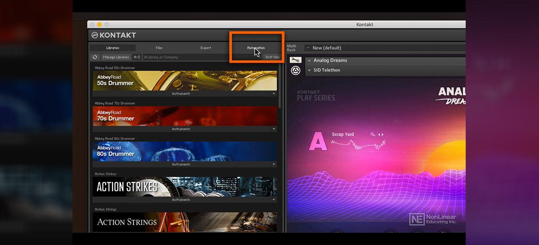 Audio Software: