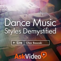 Dance Music Styles Demystified by Olav Basoski