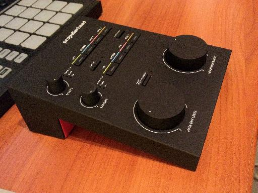 A simple, monolithic slab of audio goodness!
