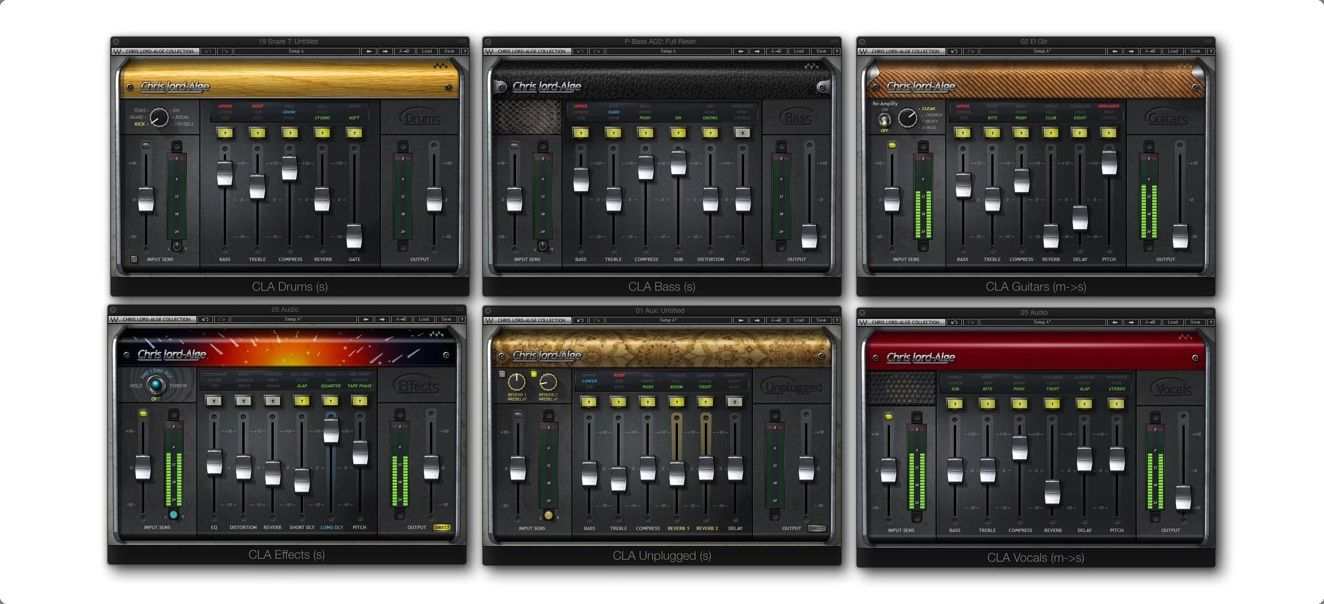 10 Tips For Getting More From Waves Cla Signature Series Ask Audio