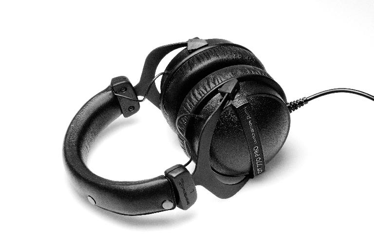 Behringer's classic DT770 closed back headphones