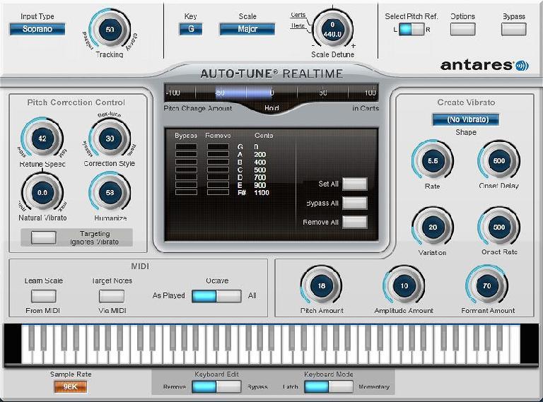 Antares Auto-Tune® Realtime — $249