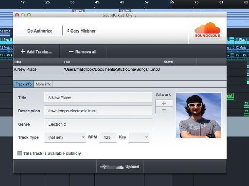 SoundCloud Client