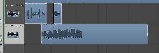 The time stretching seemed to damage the audio image