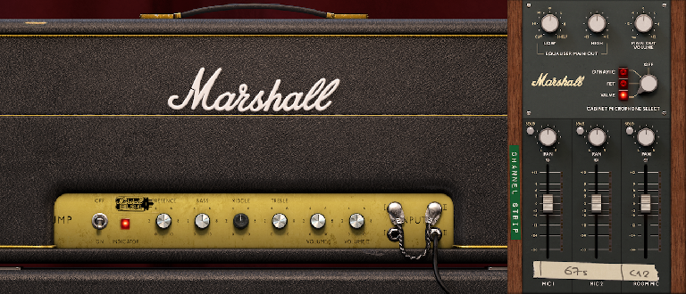 Marshall Plexi Super Lead 1959
