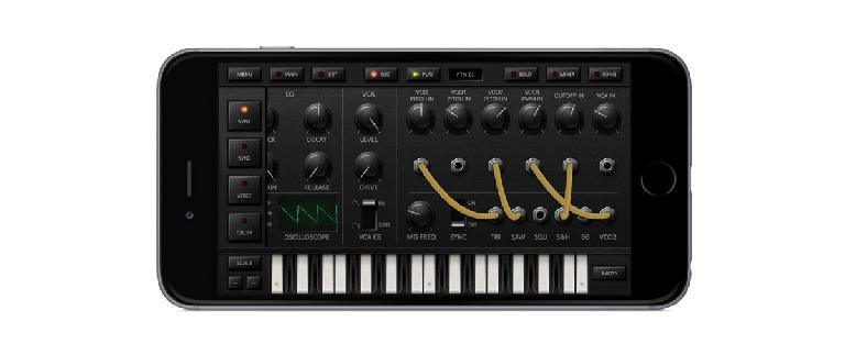 iDS-10's Synth 2