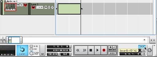 Putting the Sequencer on Loop Mode