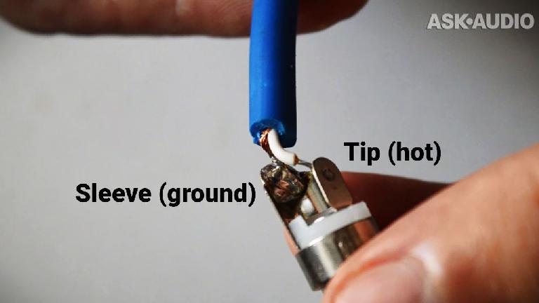 tip sleeve plug