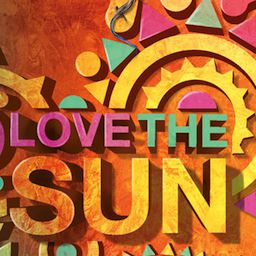 Love The Sun Poster Combine Paths And 3d Effects Part 2 Macprovideo Com