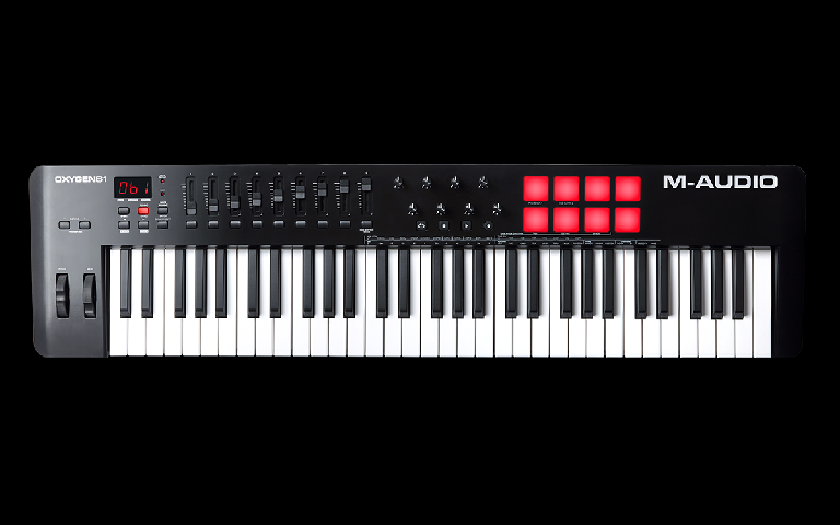 M-Audio Oxygen MKV 61