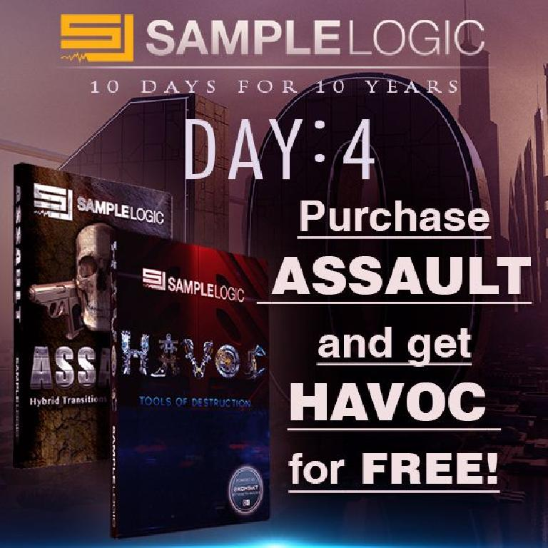 Sample Logic Assault & Havoc deal