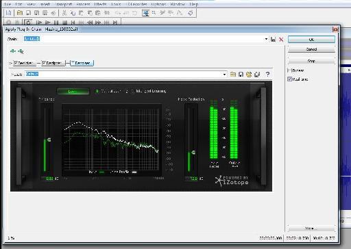 iZotope Mastering and Repair Tools