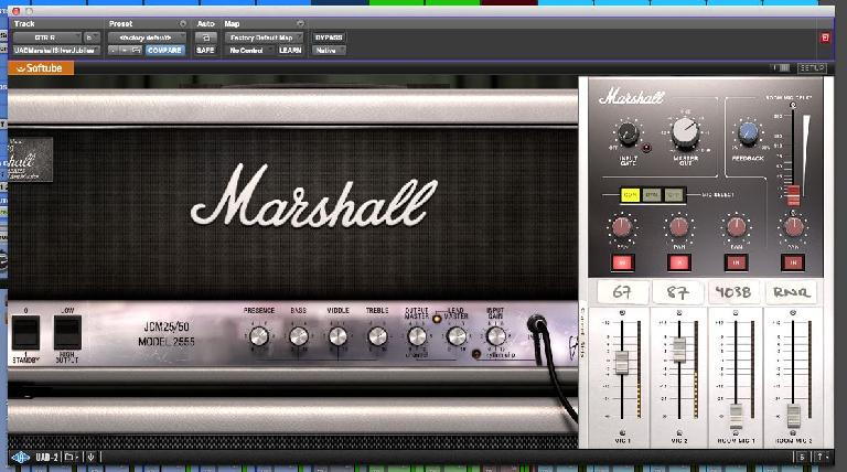 Marshall Silver Jubilee