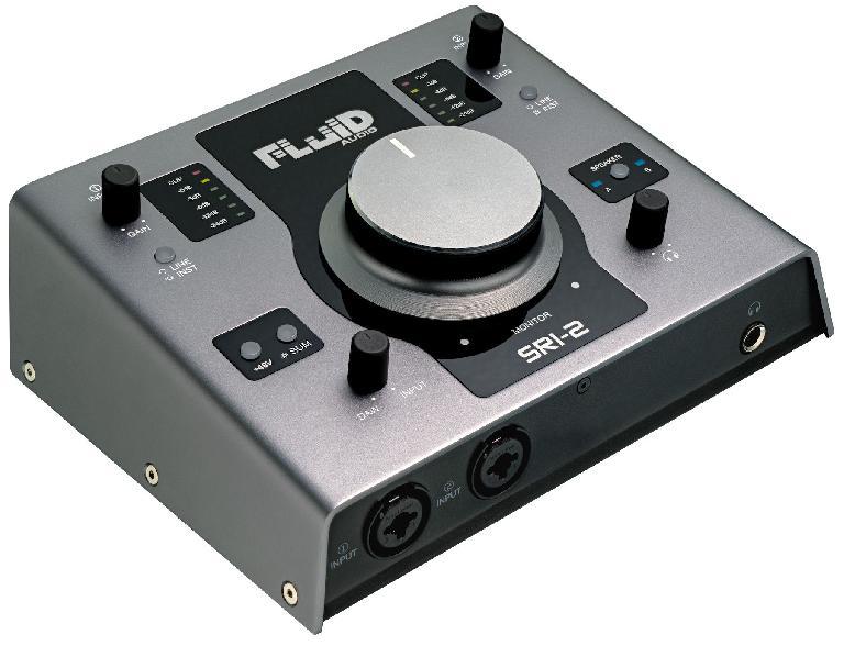 Fluid Audio SRI-2 angle