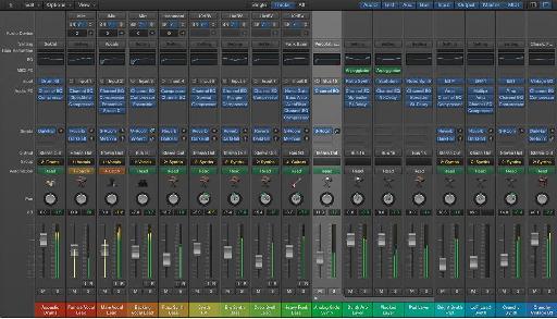 Logic Mixer.
