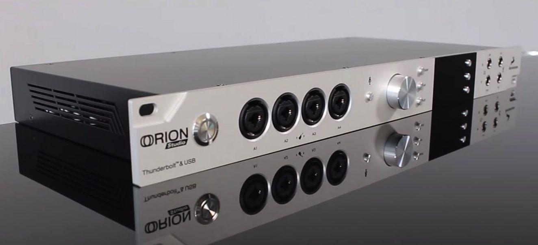 Review: Antelope Audio Orion Studio Thunderbolt Audio ...