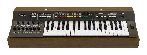 The Yamaha SY-1 synth from 1974.