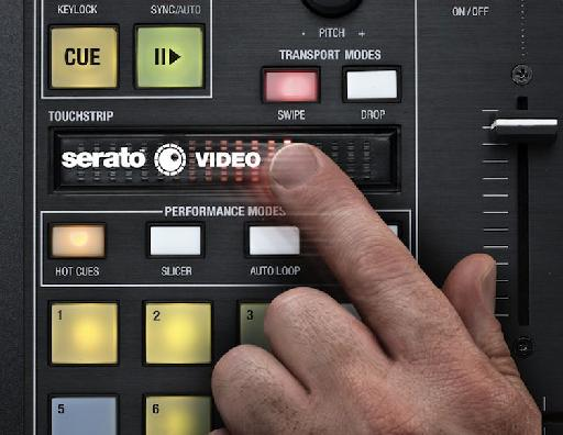 Novation Twitch's performance modes offer unlimited Video mashing potential.