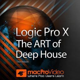 The Art of Deep House / Logic Pro X
