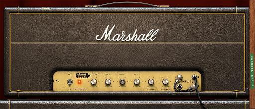 Marshall Plexi Super Lead 1959 Plug-In
