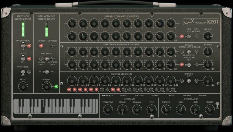 XILS-Lab 201 vocoder