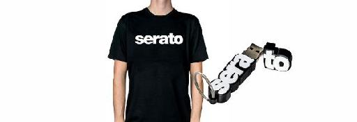 Win Serato goodies too...