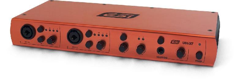 ESI U86 XT audio interface