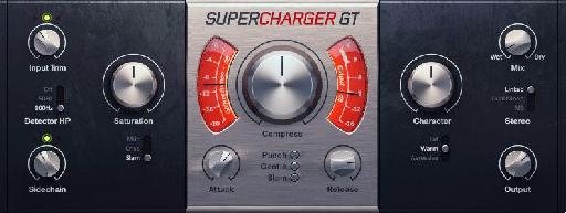 Supercharger will give you the sound of pure tube compression.