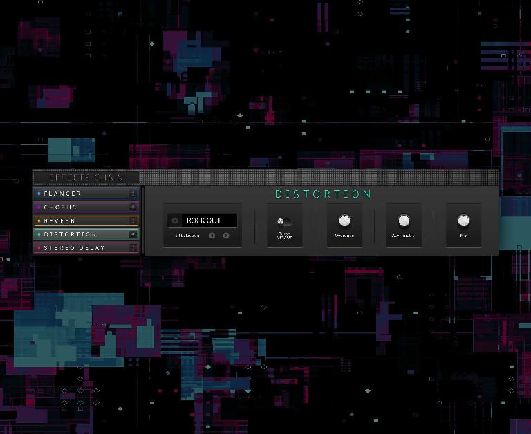 ROland Cloud 5.4 effects