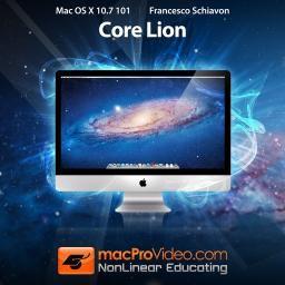 macProVideo.com Core Lion Tutorial-Video by Francesco Schiavon