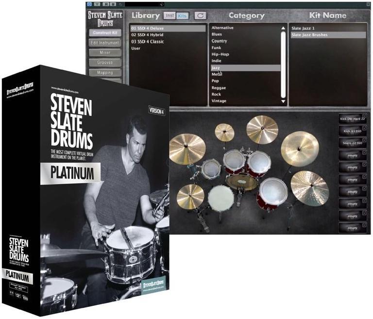 Steven Slate SSD Drums 4