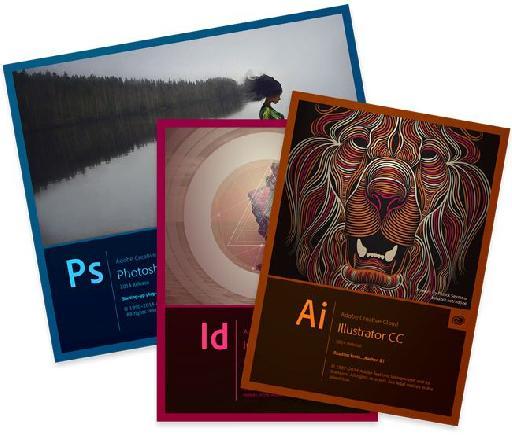 Adobe Splash screens