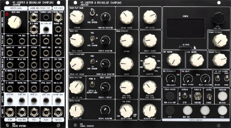 ADDAC112 VC Looper & Granular Sampling module