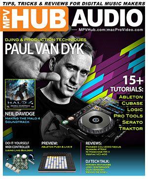 Issue 4 - MPVHub Audio