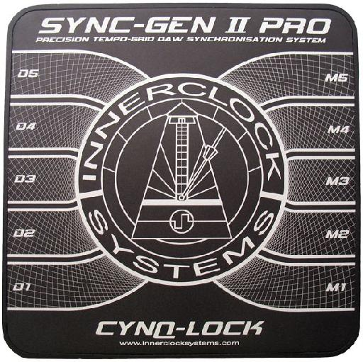 The Sync-Gen II Pro is a handsome looking box.