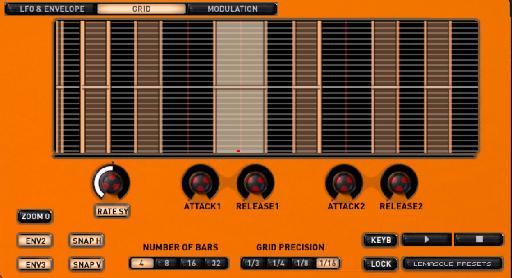 Le Masque modulator.