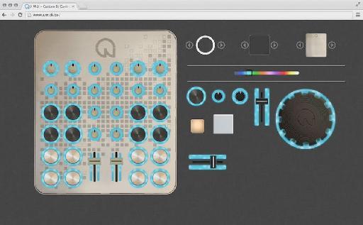 design interface at umidi.co