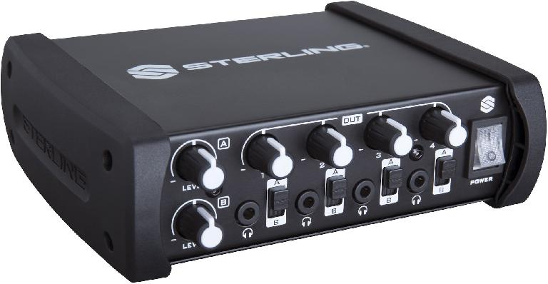 Sterling Audio pro headphone amp