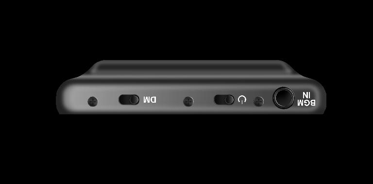 ICON Pro Audio LivePod Plus top view