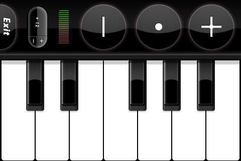 iPhone Play Screen.