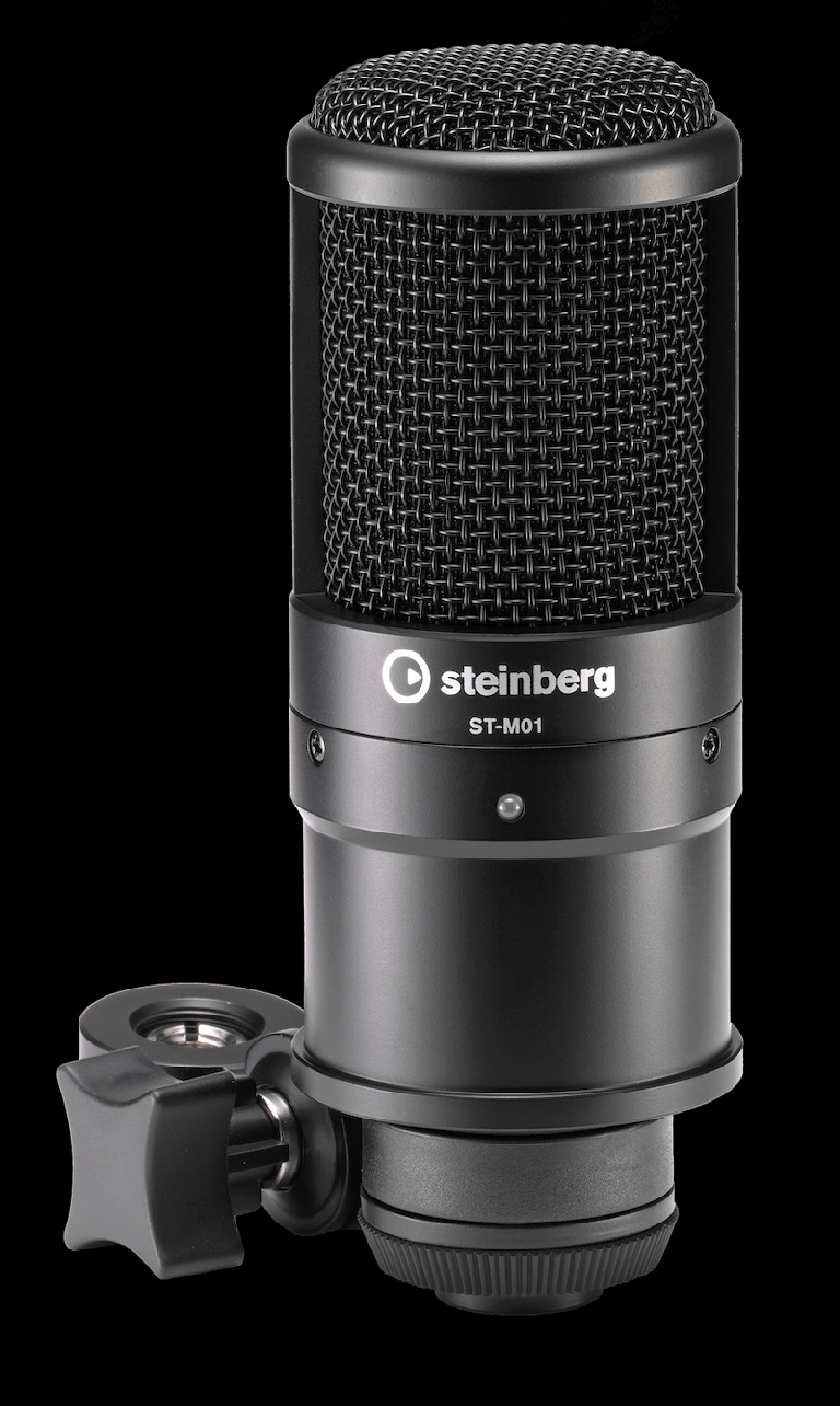 ST-M01 Studio Mondenser Micrphone