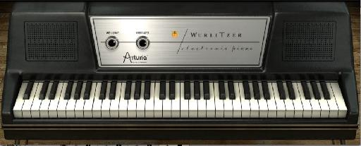Wurlitzer V on launch