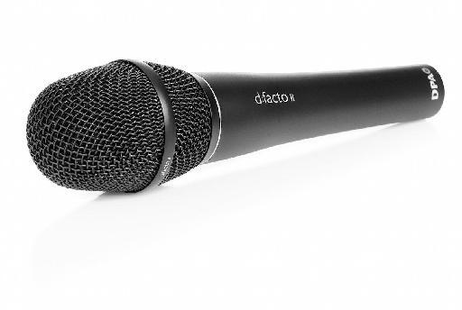 DPA d:facto II microphone