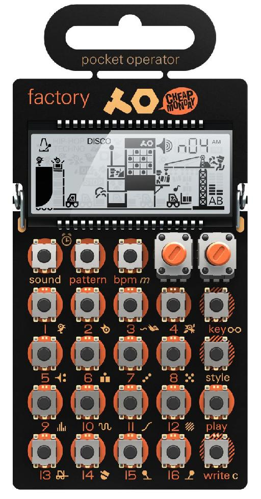 Teenage Engineering PO-16.